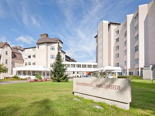 Arbeitgeber Krankenhaus Walfriede